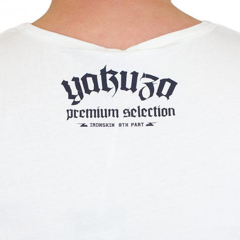 Yakuza Premium Tanktop 2021 weiß
