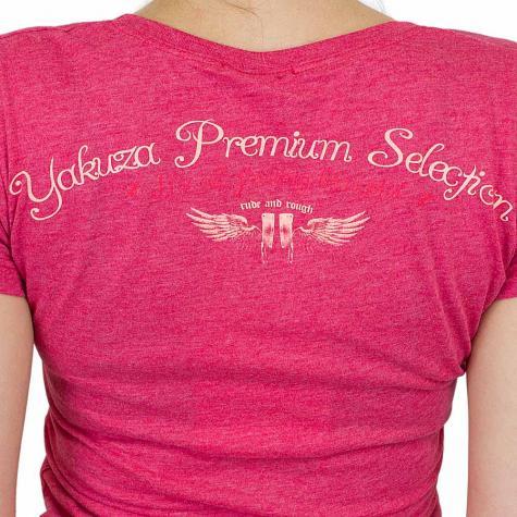 Yakuza Premium Damen T-Shirt 2145 pink