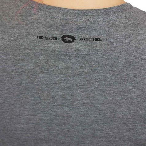 Yakuza Premium Damen T-Shirt 2237 dunkelgrau