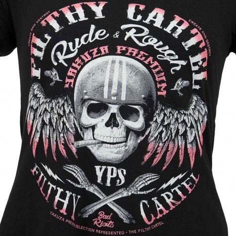 Yakuza Premium Damen T-Shirt 2631 schwarz
