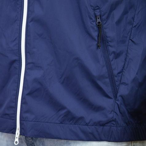 Nike Trainingsjacke Advance 15 blau/weiß
