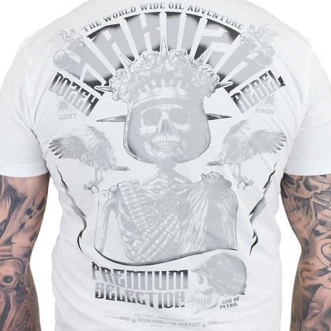 Yakuza Premium T-Shirt 2414 weiß