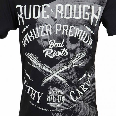 Yakuza Premium T-Shirt 2616 schwarz