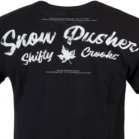 Yakuza Premium Herren T-Shirt 2902 schwarz