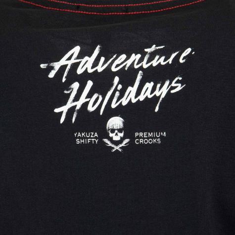 Yakuza Premium Herren T-Shirt 2908 schwarz
