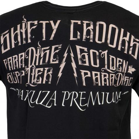 Yakuza Premium T-Shirt 2909 schwarz