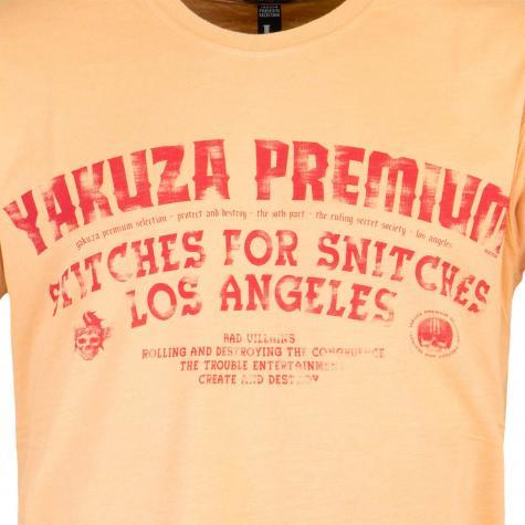 Yakuza Premium Herren T-Shirt 3019 orange