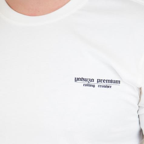 Yakuza Premium T-Shirt BW200 weiß