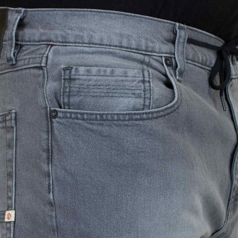 Element Jeans Owen light used schwarz