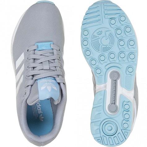 adidas zx flux floral damen sneaker schuhe