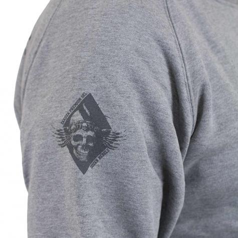 Yakuza Premium Sweatshirt 2421 grau
