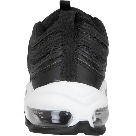 Nike Damen Sneaker Air Max 97 schwarz/weiß