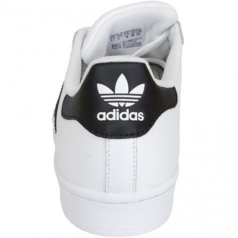 Adidas Originals Sneaker Superstar weiß/schwarz