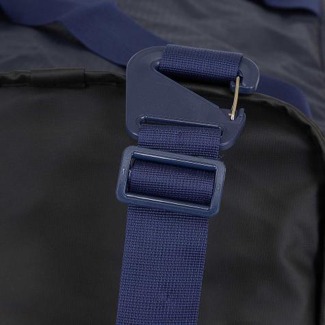 Nike Tragetasche Alpha Duffel (Medium) dunkelblau/weiß