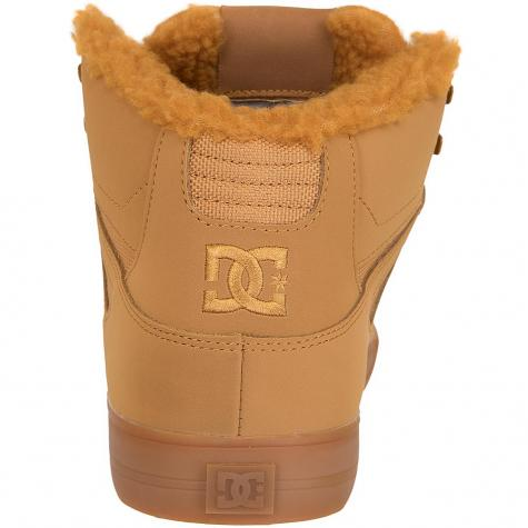DC Shoes Boots Pure High WC Winter braun