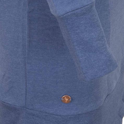 Mazine Kleid Ervie Turtle indigo