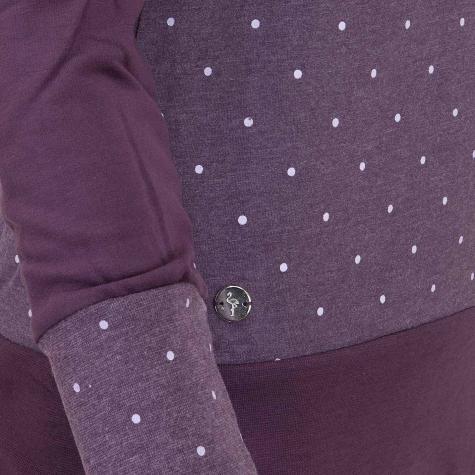 Mazine Damen-Hoody Mardie lila