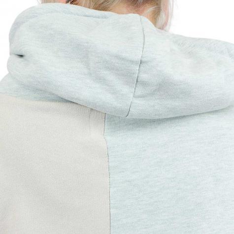 Mazine Damen-Hoodie Tacoma Batwing grau