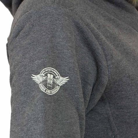 Yakuza Premium Damen-Hoodie 2146 grau