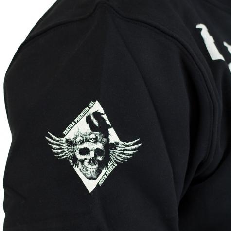 Yakuza Premium Zip-Hoody 2425 schwarz