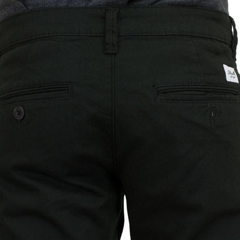 Reell Chino-Hose Flex Tapered schwarz