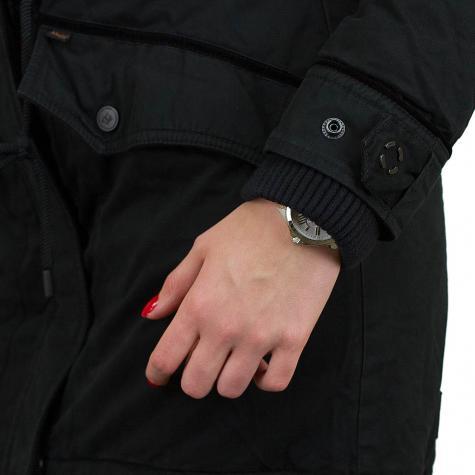 Khujo Damen Jacke Freja schwarz