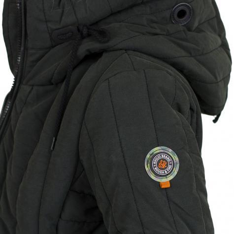 Khujo Damen Jacke Jerry Prime schwarz
