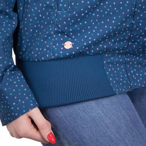 Mazine Damen Jacke Chelsey dunkelblau