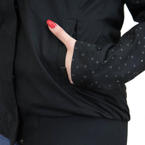 Mazine Damen-Jacke Chelsey schwarz