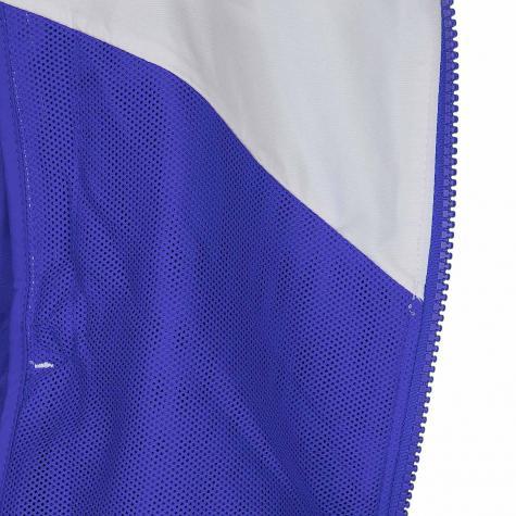 Nike Damen Jacke Windrunner violett/grau