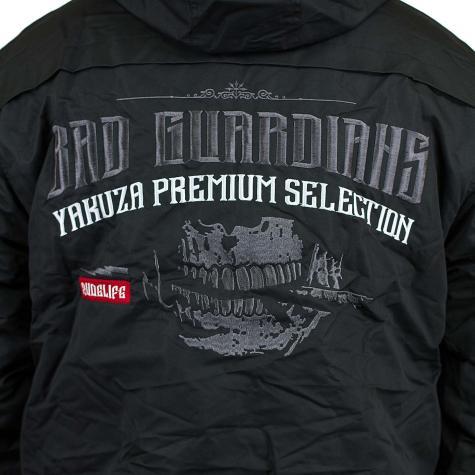Yakuza Premium Winterjacke 2361 schwarz