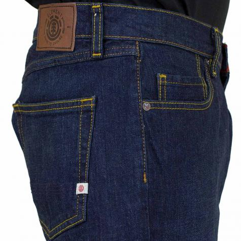 Element Jeans E03 dark used blau
