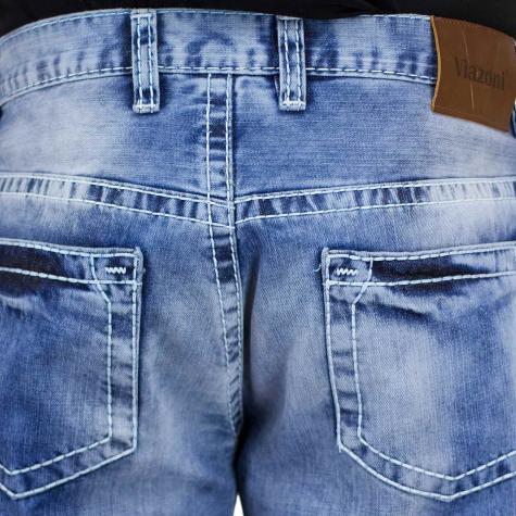 Viazoni Jeans Otto blau