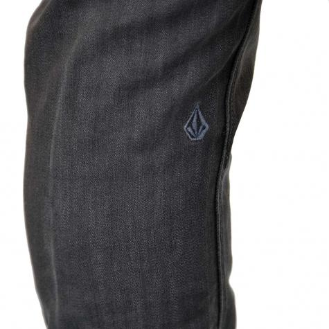 Jeans Volcom Solver Tapered grau