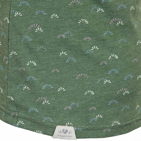 Ragwear Damen T-Shirt Mint B Organic grün