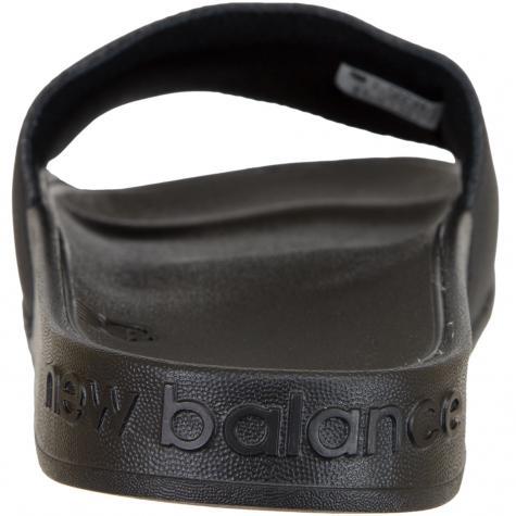 New Balance Badelatschen 200 PU schwarz/weiß