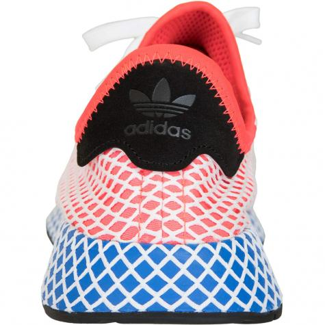 Adidas Originals Sneaker Deerupt Runner rot/blau