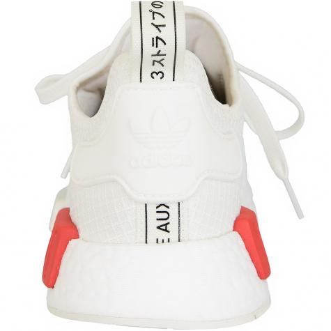 Adidas Originals Sneaker NMD R1 weiß/rot