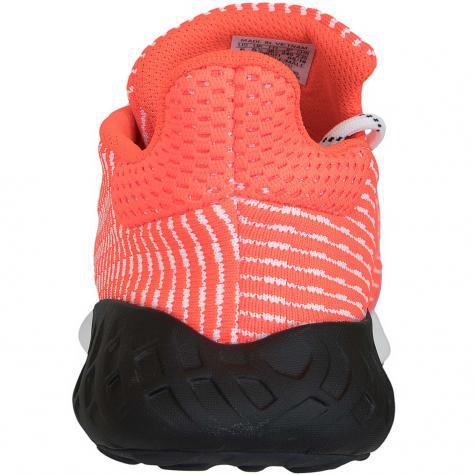 Adidas Originals Damen Sneaker Tubular Dusk rot/weiß/schwarz