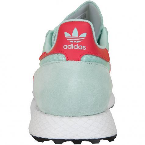 Adidas Originals Damen Sneaker Forest Grove mint/pink