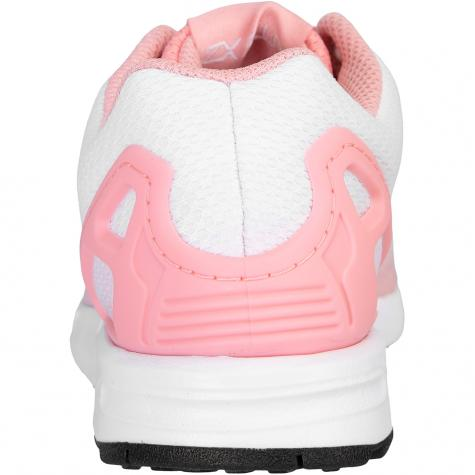 Adidas ZX Flux Damen Sneaker rosa/weiß