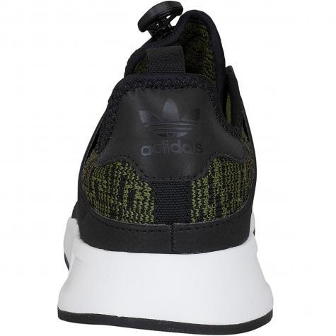 Adidas Originals Sneaker X PLR oliv/schwarz