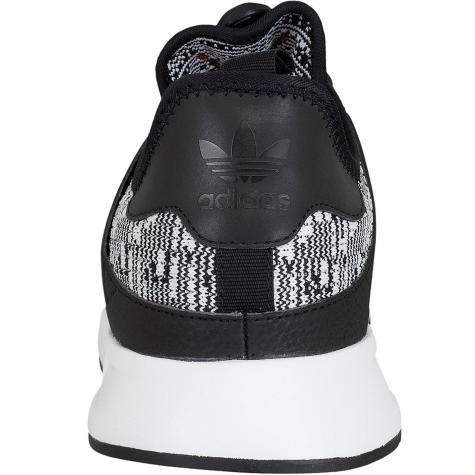 Adidas Originals Sneaker X PLR schwarz/schwarz/rot