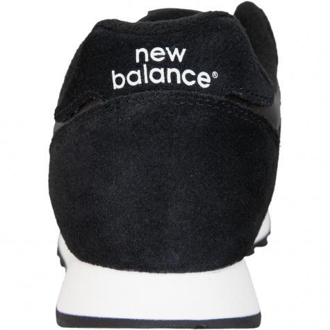 New Balance Damen Sneaker 373 Leder/Synthetik schwarz/weiß