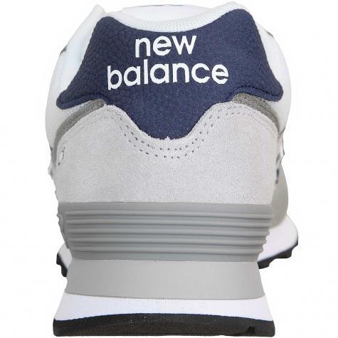 New Balance Sneaker 574 grau