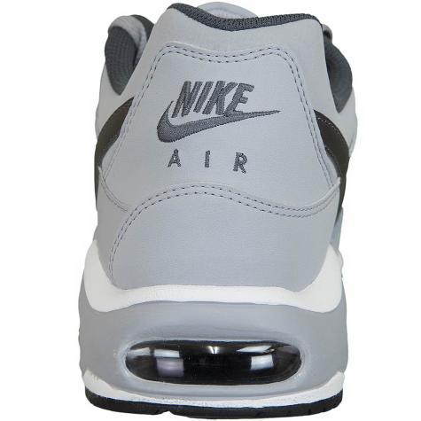 Nike Sneaker Air Max Command Leather grau/schwarz