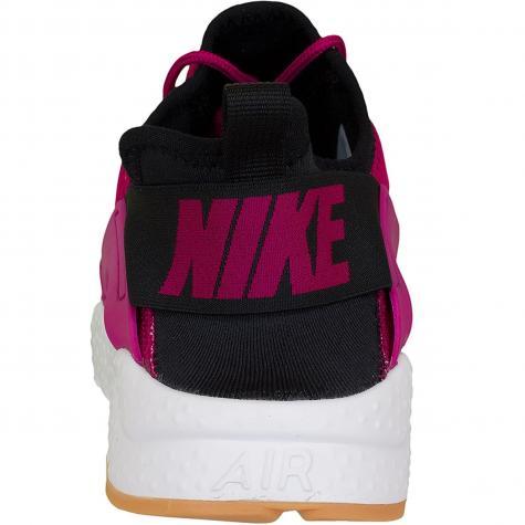 Nike Damen Sneaker Air Huarache Run Ultra fuchsia/schwarz