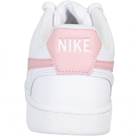 Nike Court Vision Low Damen Sneaker weiß/pink