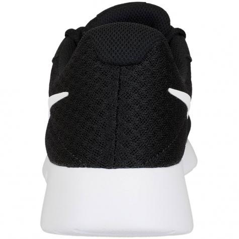 Nike Damen Sneaker Tanjun schwarz/weiß