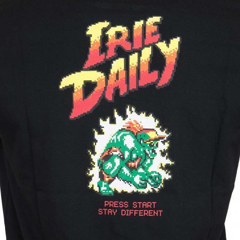 Iriedaily T-Shirt Iriefighter schwarz